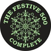 Festive 500 Complete badge